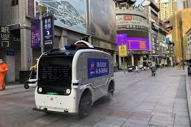 Disinfection systems innovation and technology disinfecting van for Humanitrack Epidemic Response Quest